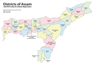 Assam Board District Wise Results